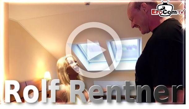 Rolf Rentner mit Lina-Fitness